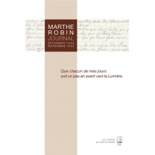 Journal de Marthe Robin